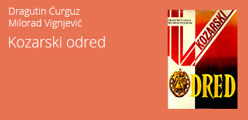 Knjiga - Kozarski odred